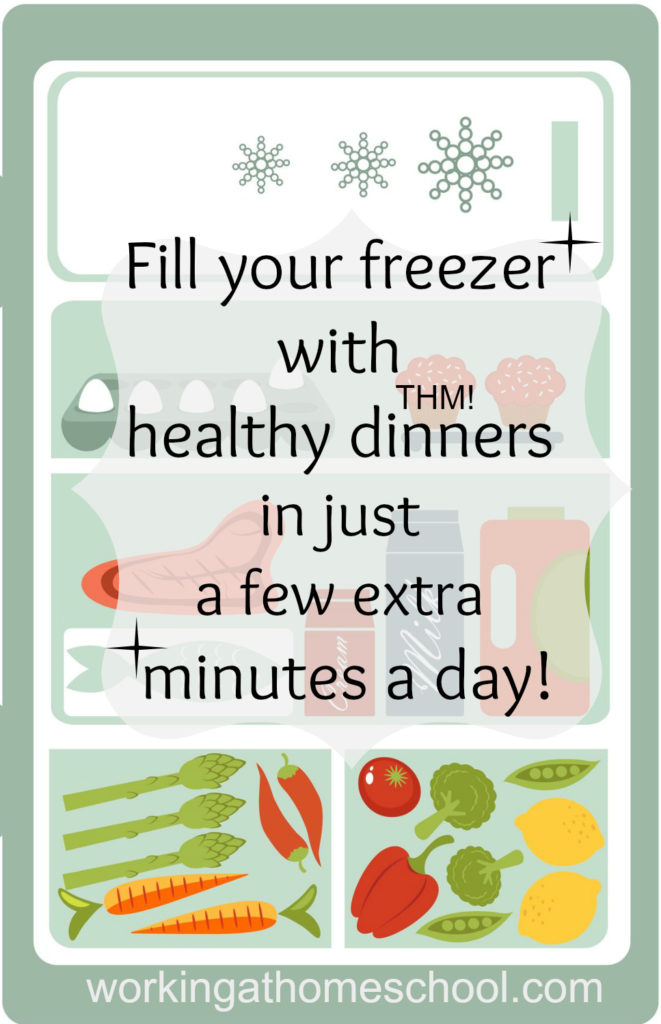 Fill your freezer without OAMC