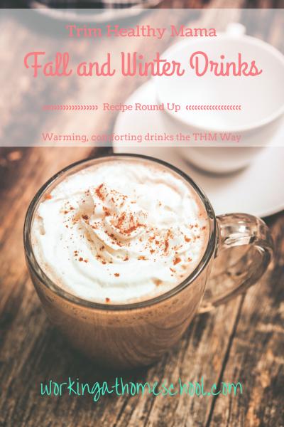 THM Hot Beverage Recipe Round Up!
