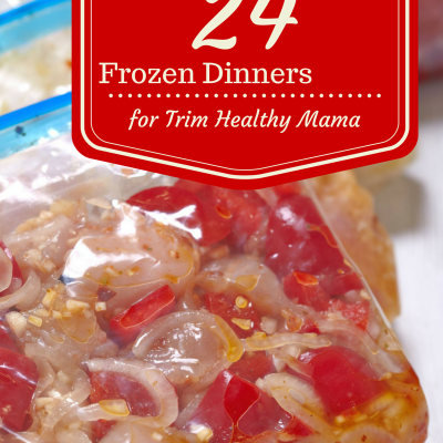 Part 4 – Every Mom's Guide to Getting Organized –  Save time in the Kitchen with GF THM Freezer Meals!