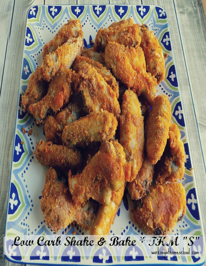 Low carb shake n bake copycat recipe for Shake n bake fish