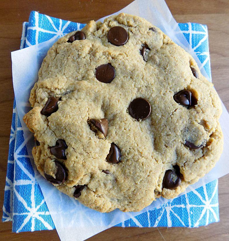 Write Chocolate Chip Cookie