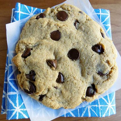 Low Carb Chocolate Chip Cookie Recipe
