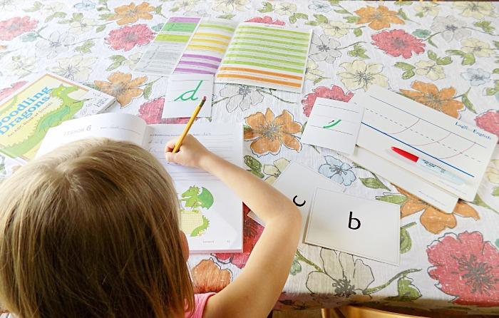 Logic of English homeschool review