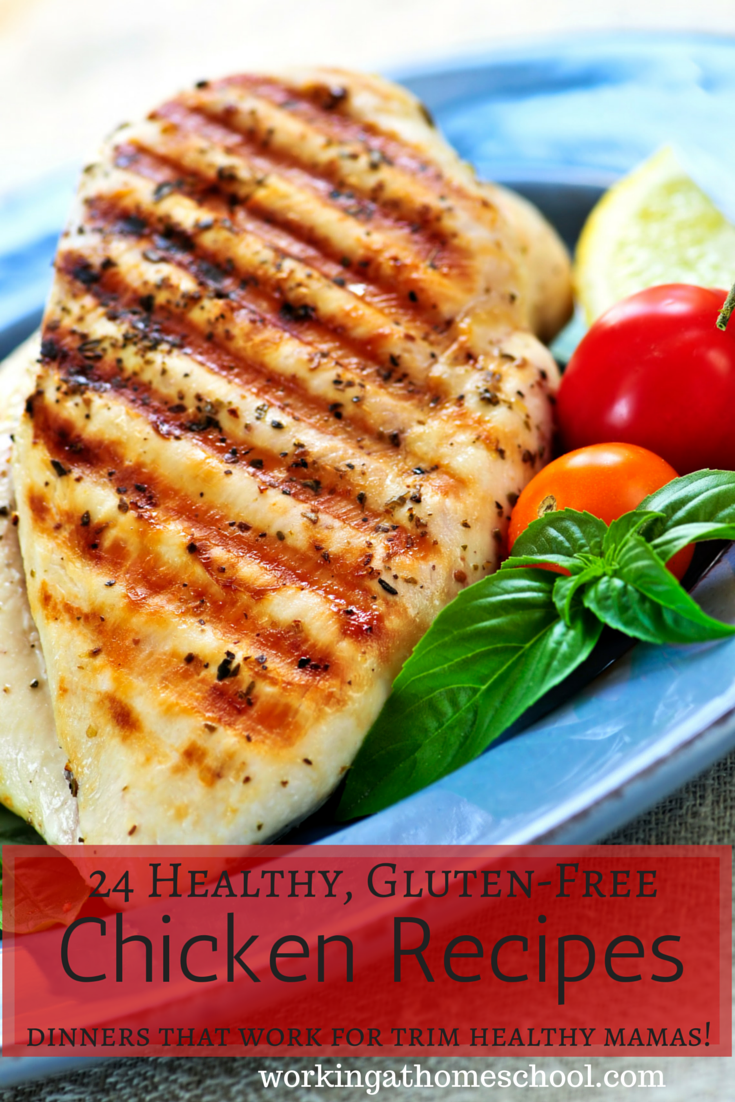 24 Healthy Chicken Dinner Recipes – THM Compliant
