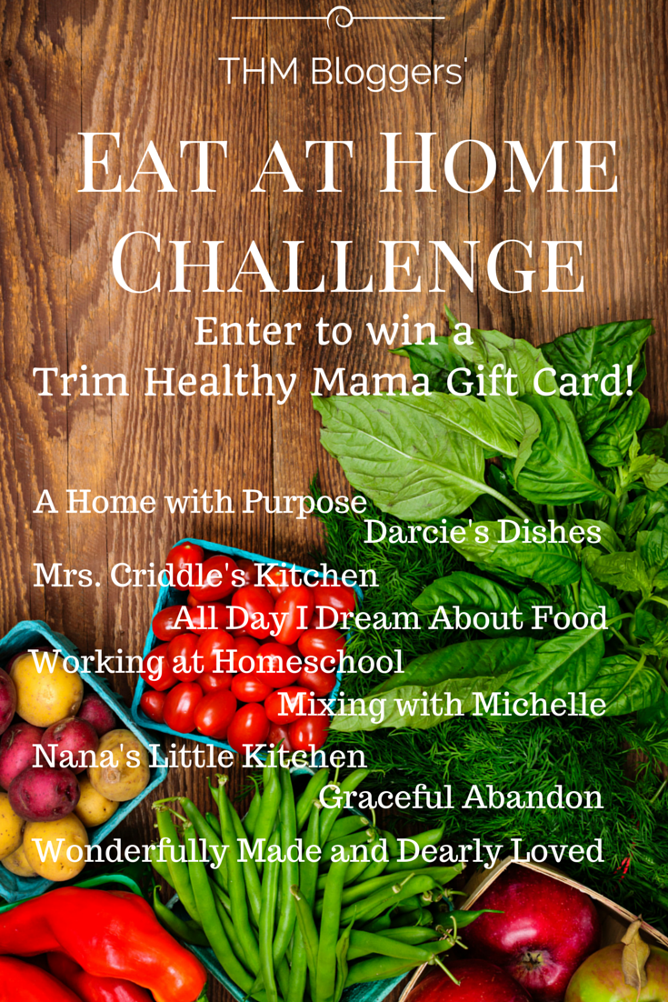 Eat at Home Challenge!