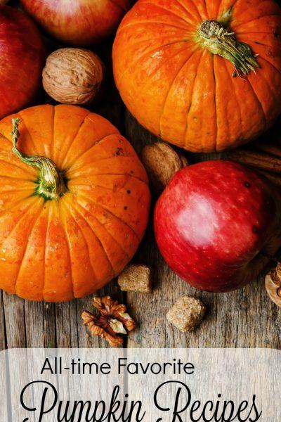 Trim Healthy Mama-Friendly Pumpkin Recipes