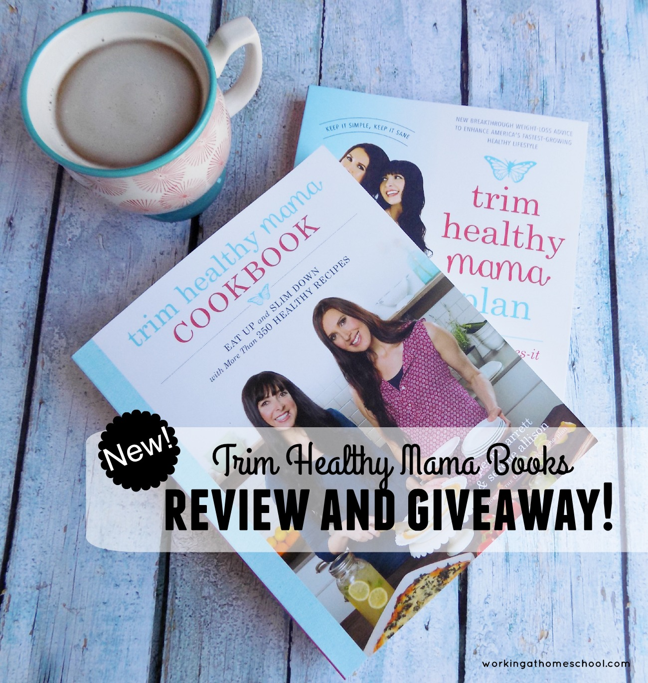 Trim Healthy Mama Review and Giveaway!