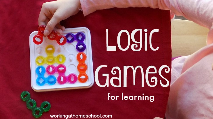 Logic Games for Learning