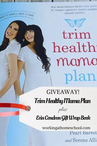 New Trim Healthy Mama & Erin Condren Giveaway!