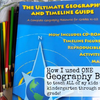 How to Teach Homeschool Geography