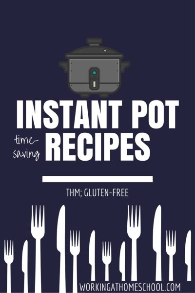 10 Instant Pot Basics – Saving time in the kitchen