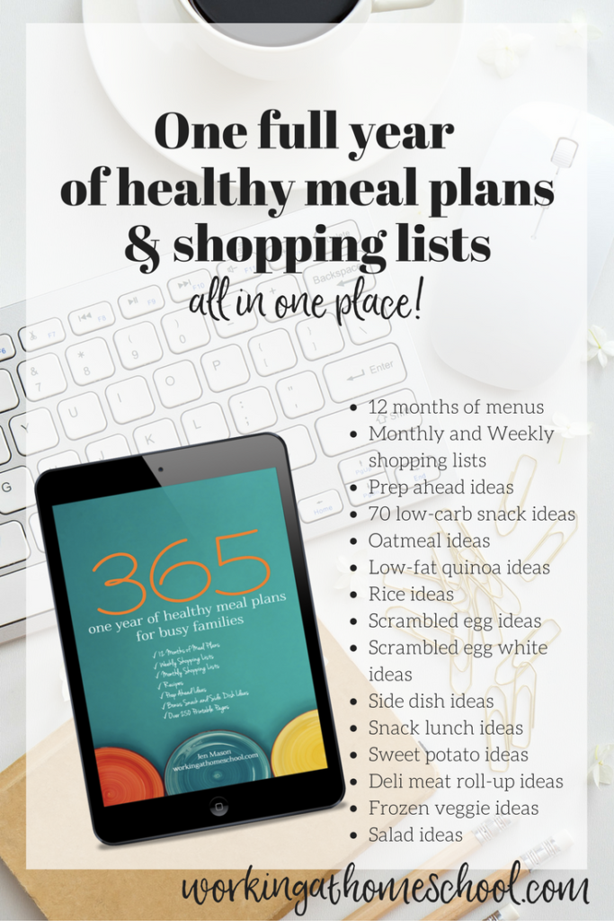How to Meal Plan for Your Family: Healthy Kid Friendly Ideas