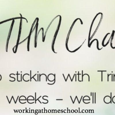 April – 2 Week Challenge Menus