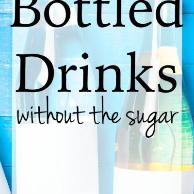 Guilt-Free Bottled Drinks