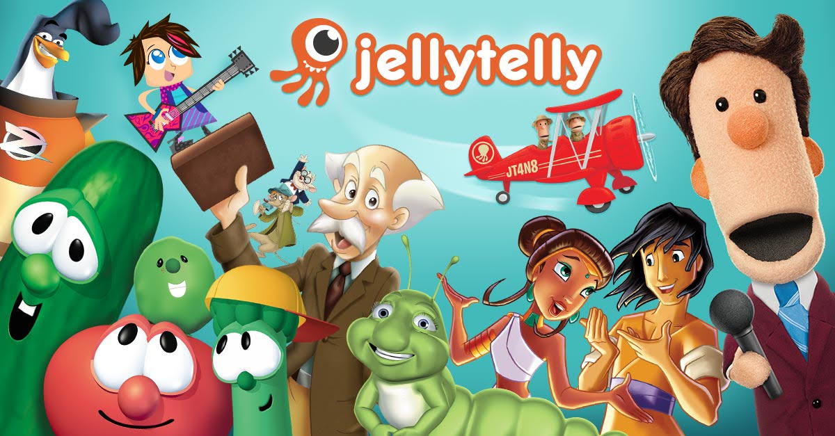 JellyTelly! Perfect for kids this summer!