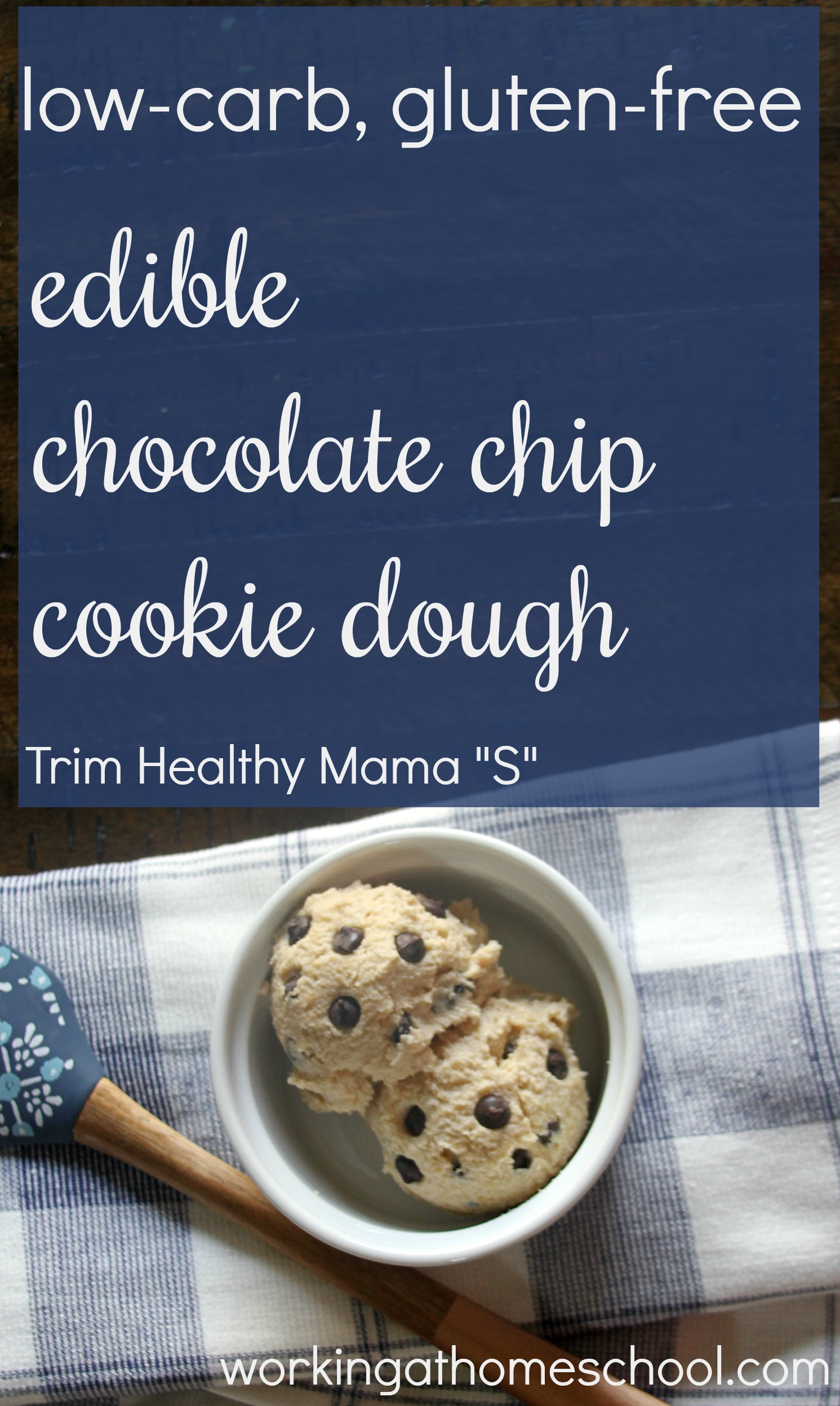 Low Carb Cookie Dough