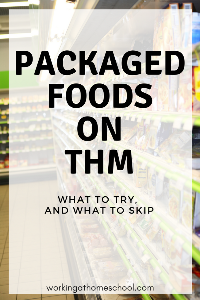 Packaged convenience foods for THM - a quick review of Real Good Foods low-carb pizza & Jimmy Dean Simple Scrambles. Are they worth the cost?