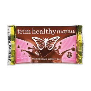 Trim Healthy Mama's new chocolate bars!