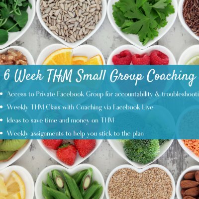 Small Group Coaching Available Now!