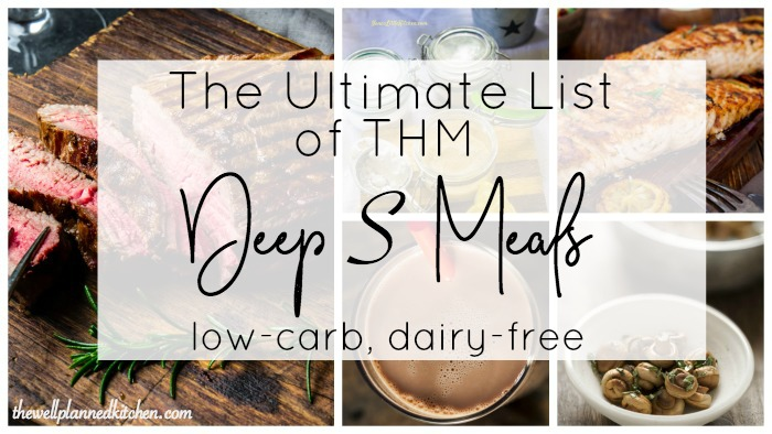 Ultimate List of THM Deep S