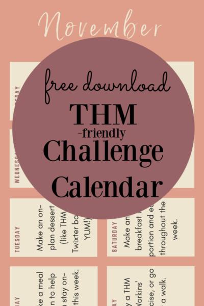November THM Challenge!