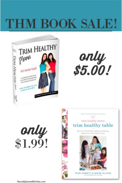 Trim healthy Mama Original Book on Sale!