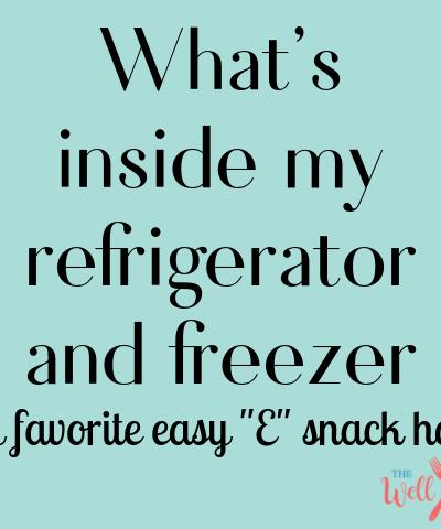 Trim Healthy Mama Staples – Fridge & Freezer Tour