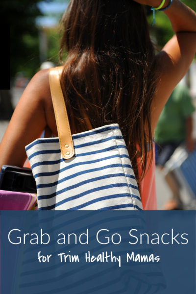 Grab and Go THM Snacks