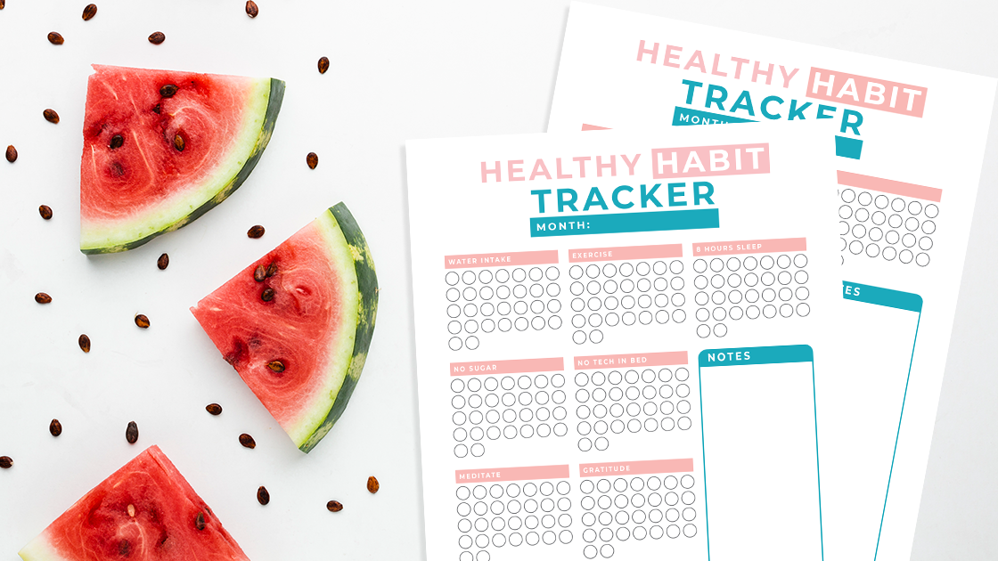 Free THM Habit Tracker