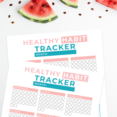 Free THM Habit Tracker