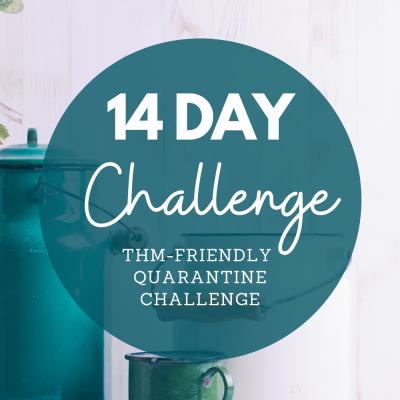 14 Day THM-Friendly Quarantine Challenge!
