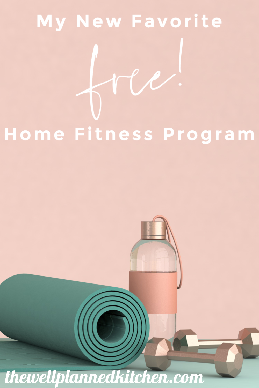 My New Favorite Home Exercise Program
