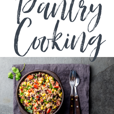 THM-Friendly Pantry Cooking