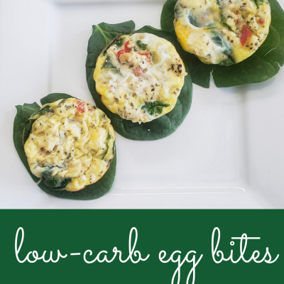 Low-Carb Egg Bites