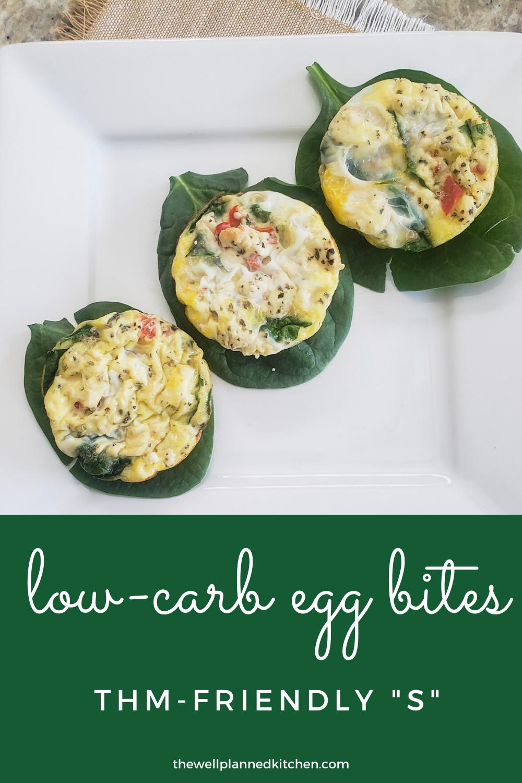 Low-Carb Egg Bites