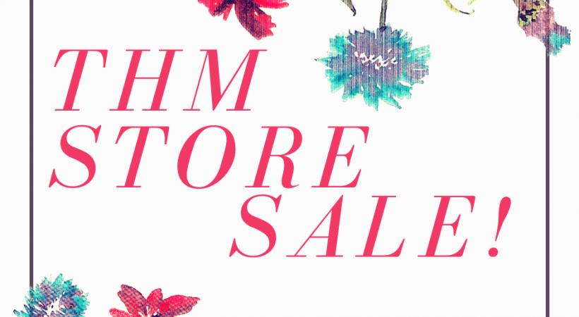 BIG Trim Healthy Mama Store Sale!