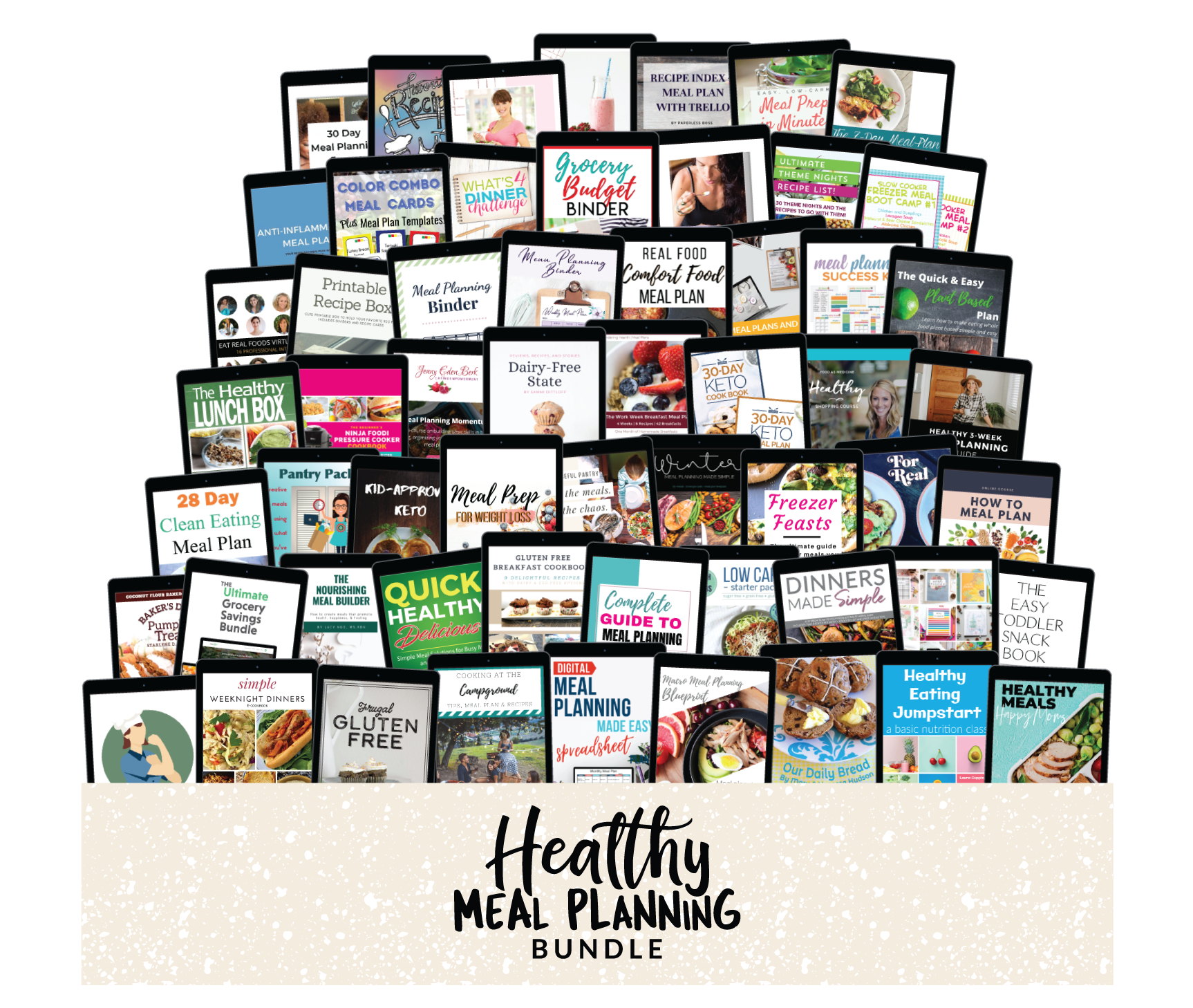 The Ultimate Healthy Meal Planning Bundle – What works for THM?