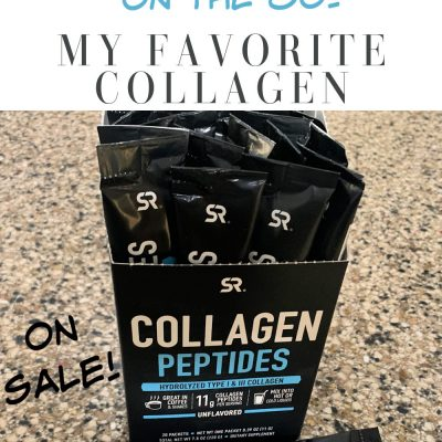 My Favorite Collagen for THM
