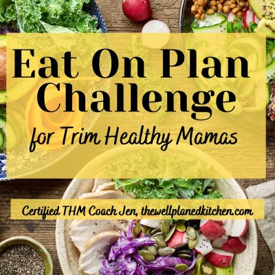 10 Day Stay On Plan Challenge