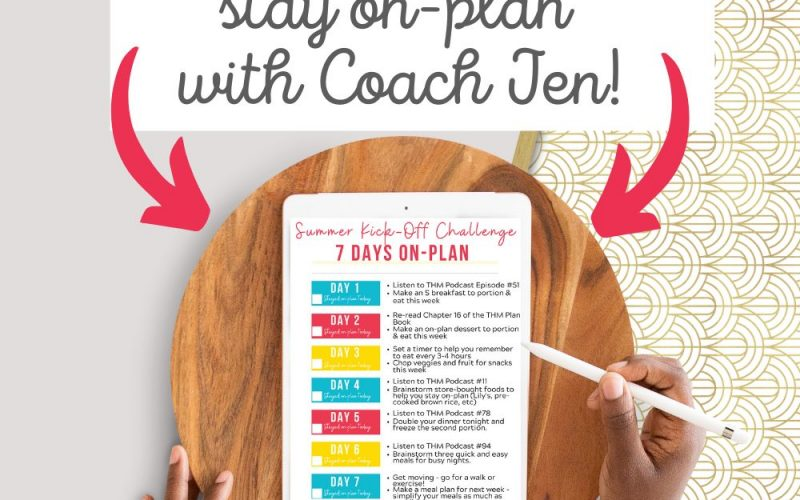 7 Day Summer Kick-Off Challenge for THM