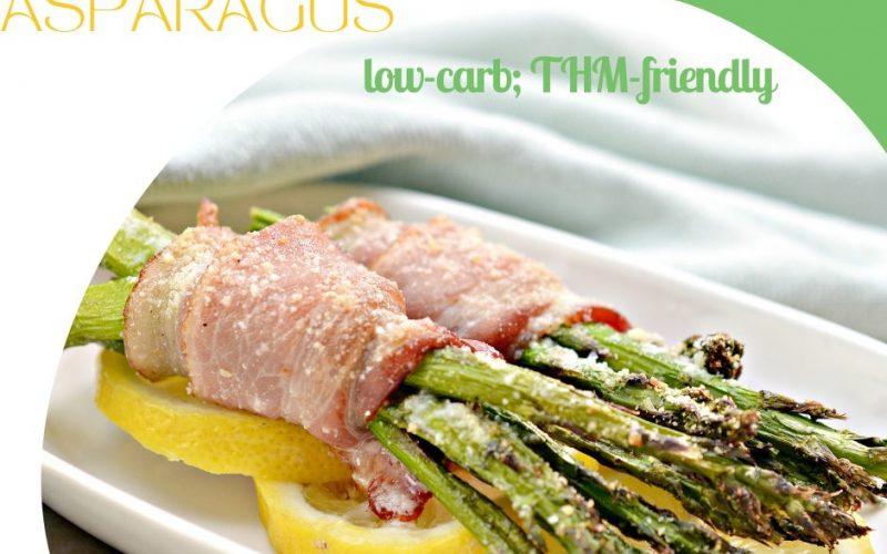 THM-Friendly Air Fryer Asparagus
